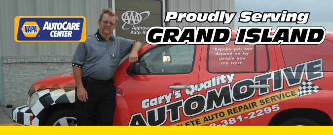 Gary's Quality Automotive in Grand Island, NE