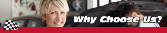 Why Gary's Auto Shop?