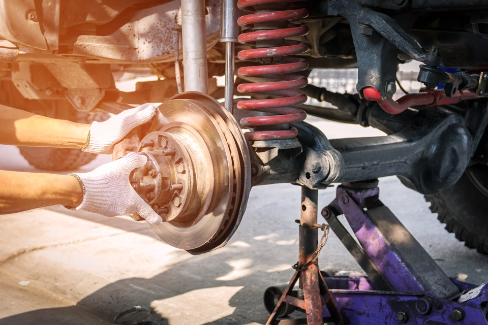 how often should you replace brake rotors