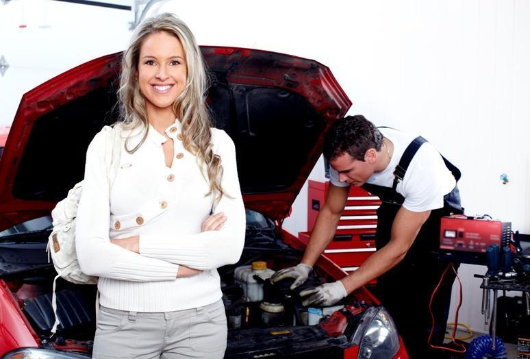 Auto Repair Service Technician