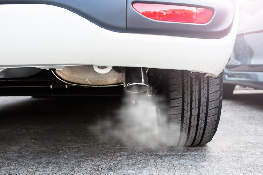 how do you know if your muffler is bad