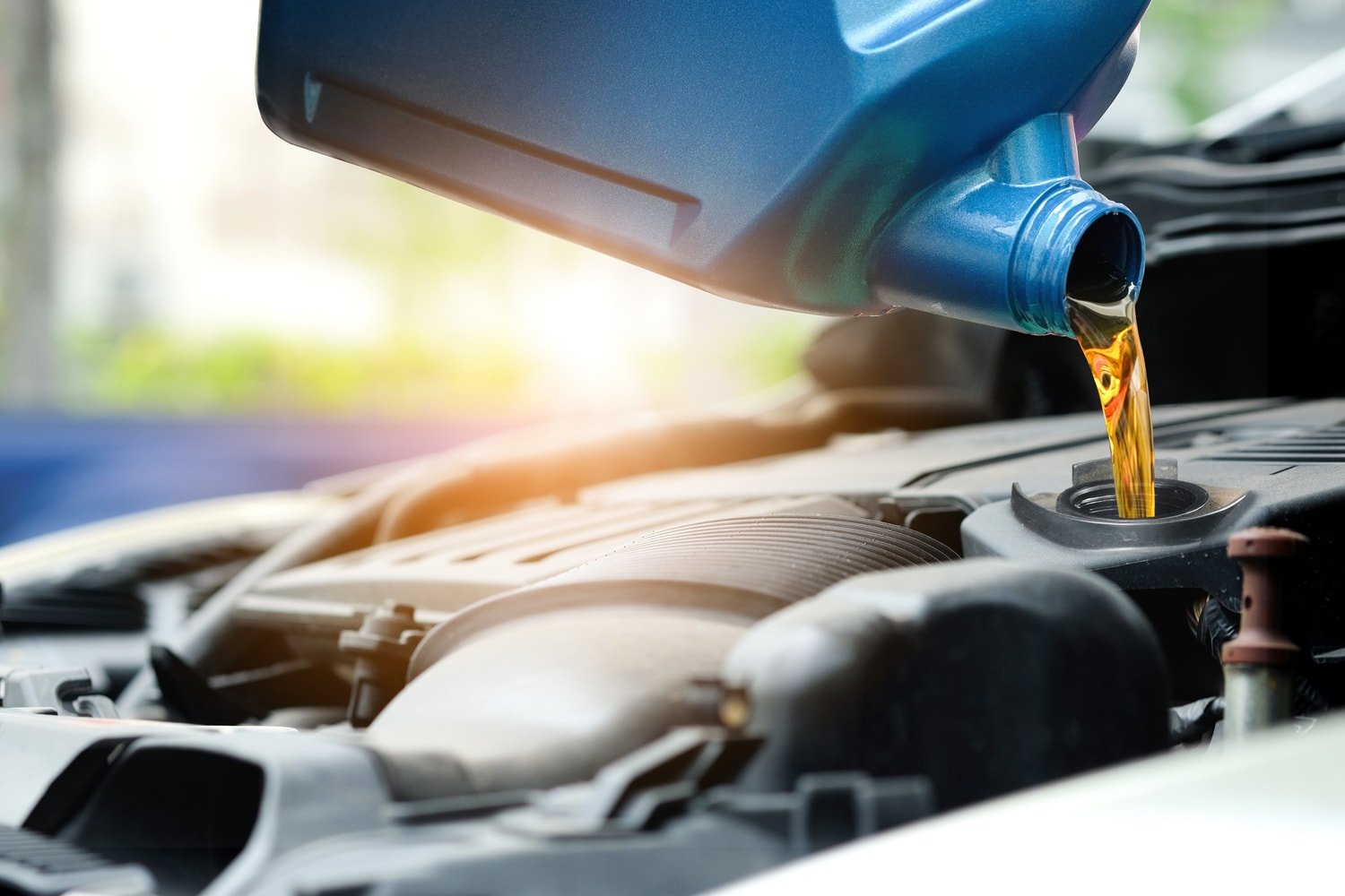why the oil change is important